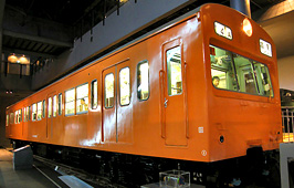 形電車」、「103系通勤形電車 ...