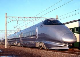 山形新幹線400系&E3系「つばさ...